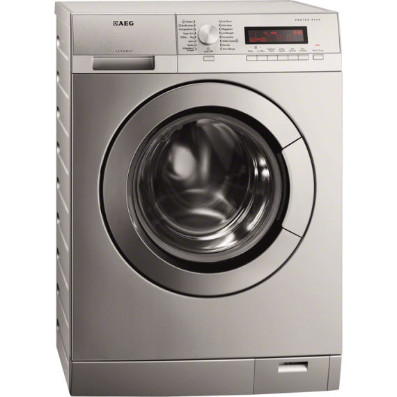 Eine AEG Lavamat Waschmaschine