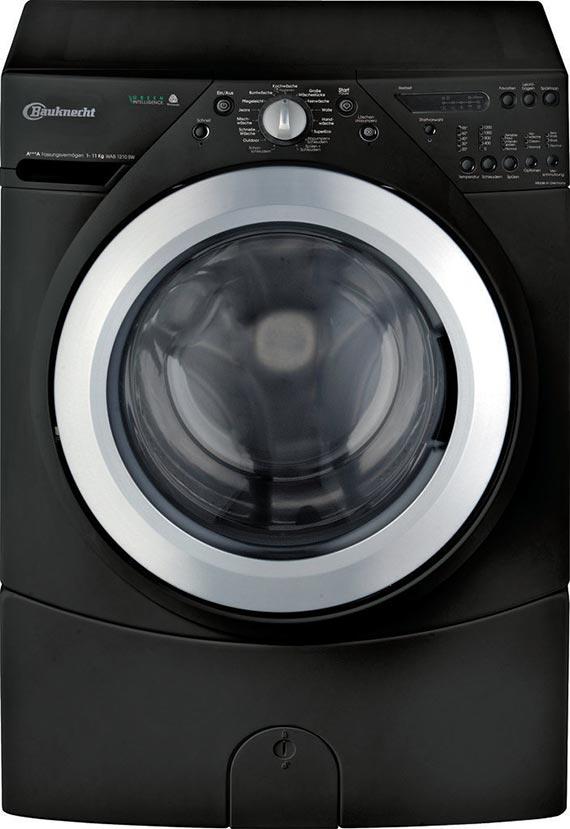 Die Bauknecht Waschmaschine WAB 1210 SW