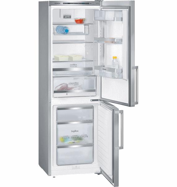 Die Siemens Kühlkombi
