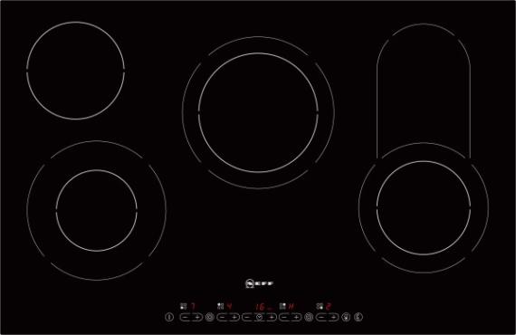 Das TD 1582 X Kochfeld von Neff