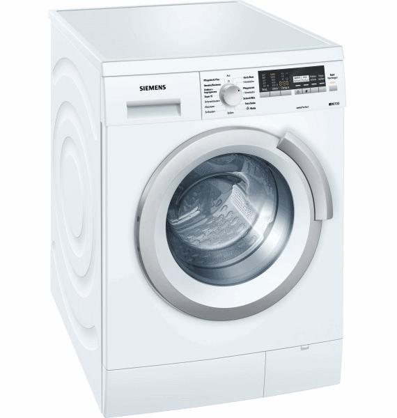 Die Siemens  WM14S4G3 Waschmaschine