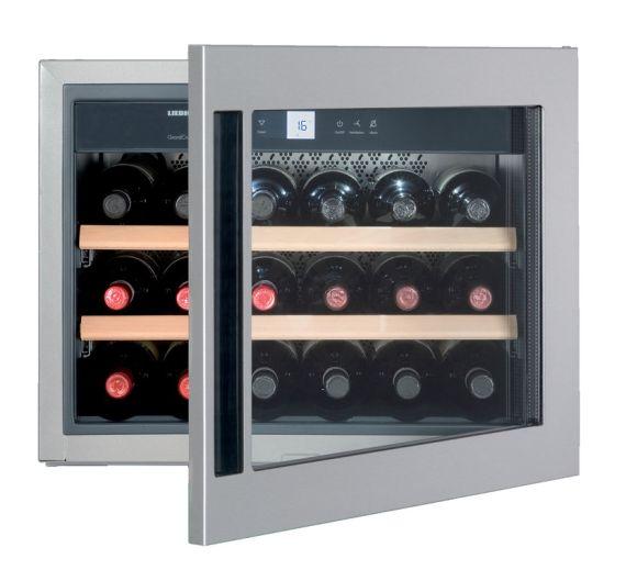 Der Weinkühlschrank WKEes 553-20 von Liebherr