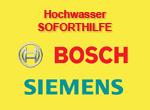 Tolle Aktion – Elektro Depot Bochum gemeinschaftlich mit Siemens und Bosch gewähren Hochwasser-Soforthilfe!