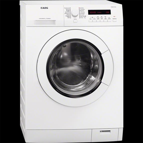 Der AEG L75480WD Waschtrockner