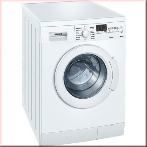 siemens wm14e4g5 waschmaschinen und trockner g nstig kaufen. Black Bedroom Furniture Sets. Home Design Ideas