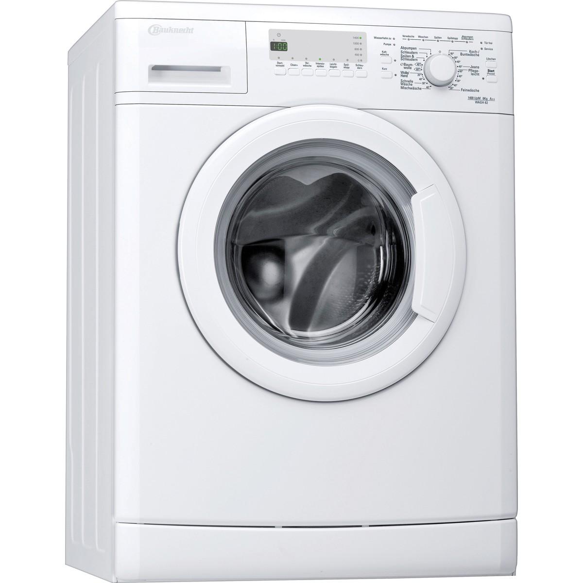 Bauknecht WAGH 62 Waschmaschine