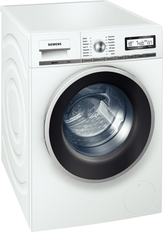 Waschen mit dem Testsieger: Die Siemens WM14Y54D